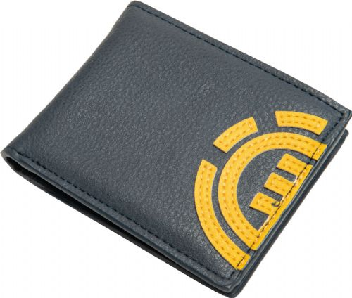 ELEMENT MENS WALLET.NEW DAILY GREY FAUX LEATHER CREDIT CARD MONEY PURSE S20 4 24